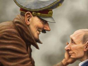 Фото: Полтавець переміг у Міжнародному конкурсі карикатур, присвяченому дню народження Путіна
