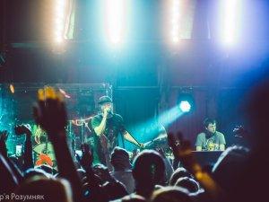 """Фото: Фото. Гурт """"Бумбокс"""" зібрав у Полтаві повний зал прихильників"""