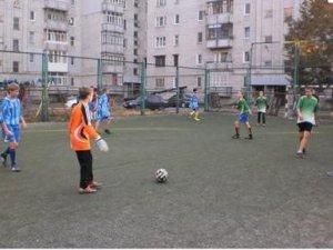 Фото: У Полтаві визначили кращих футболістів - вихованців ДЮКів