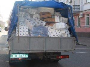 Фото: Полтавські підприємці продовжують допомагати бійцям АТО