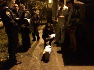 Фото: У Полтаві виявили підвал з «чорними агітками» проти Юрія Бублика