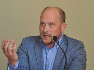 Фото: Каплін пояснив незрозумілу поведінку партійців Яценюка