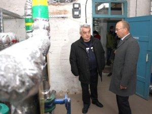 Фото: Бугайчук дав старт опалювальному сезону на Полтавщині