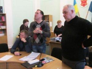 Фото: Народна Рада та «Громадський Майдан Полтавщини» підтримують Юрія Кривошеєва