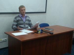 Фото: Політолог Володимир Присяжнюк у Полтаві розповів, як змінились уподобання виборців