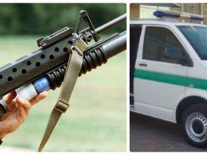 Фото: На Полтавщині в обстріляному з гранатомета авто виявили обгорілі тіла: подробиці