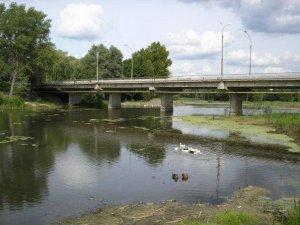 Фото: Міст на Полтавщині намагалися розібрати на металолом