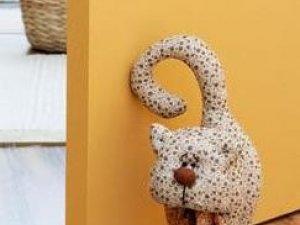 Фото: Чудовий кіт, зроблений своїми руками
