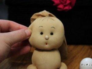 Фото: Виготовляємо ляльки з капронових шкарпеток
