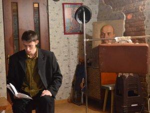 Фото: У Полтаві презентували п'єсу про розстріляну латвійську актрису