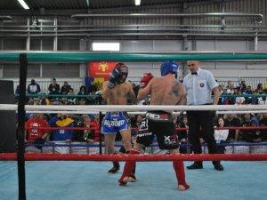 Фото: Студент із Полтави став чемпіоном світу з кікбоксингу