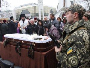 Фото: «Полтавщина» попрощалася одразу із двома героями