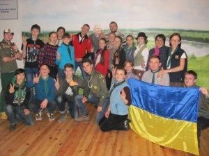 Фото: Полтавські пластуни навчалися у Чернігові