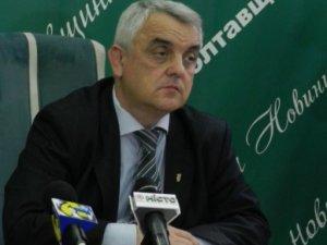 Фото: Голова Полтавської ОДА Бугайчук заявив про складання повноважень. Подробиці (оновлено)