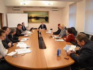 Фото: У Полтаві  обговорили стратегію регіонального розвитку