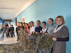 Фото: Сітками із усіх шкіл Полтави можна було б накрити 40 БТР