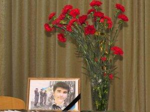 Фото: На Полтавщині видали книгу бійця, який загинув в АТО