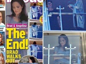 Фото: Папараці стали свідками серйозної сварки між Джолі та Піттом