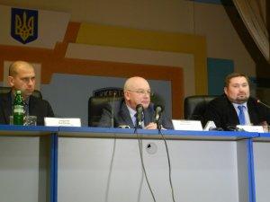 Фото: До Полтави приїхали іноземні експерти, аби допомогти реформувати міліцію