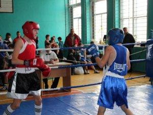 Фото: У Полтаві проходили Всеукраїнський турнір з боксу та чемпіонат міста