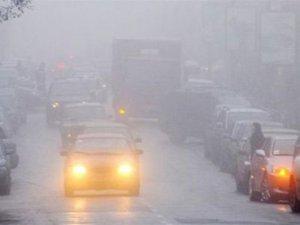 Фото: На Полтавщині прогнозують туман: статистика ДТП та поради для водіїв