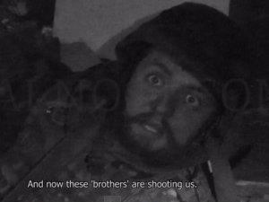 """З'явилося відео обстрілу """"кіборгів"""", у якому постраждав полтавець Віктор Трофименко"""