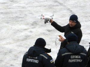 Для рятувальників Полтавщини закупили два безпілотники (відео)