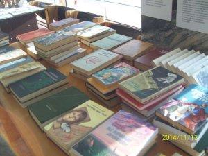 Можна безкоштовно взяти книгу – у Полтаві в бібліотеці діє буккроссинг