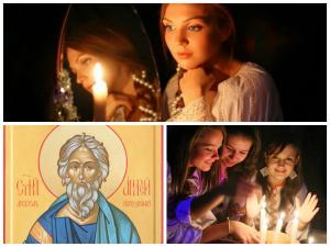 Фото: 13 грудня відзначають свято апостола Андрія