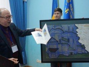 Фото: ПолтНТУ взяв участь у благодійному аукціоні на підтримку бійців АТО