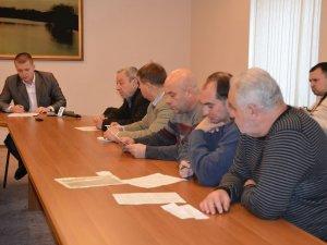 Активісти провели громадську атестацію полтавському чиновнику