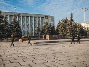 Фото: На Полтавщині знесли ще один пам'ятник Леніну