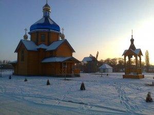 Фото: На Полтавщині замість родової церкви Гоголів збудували та відкрили іншу