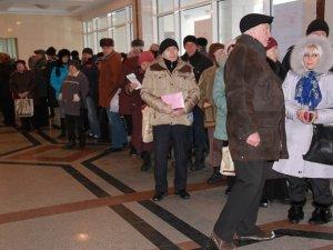 Фото: Полтавщина отримала майже 4 тисячі гуманітарних наборів для переселенців