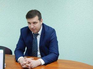 Фото: Кава з головним редактором. Гість - Олександр Шамота. Вічний революціонер депутатського корпусу