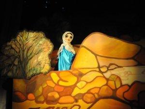 Фото: Полтавські лялькарі подарували дітям біблійну казку на Різдво