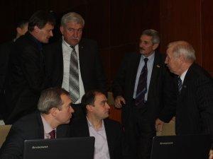 Фото: На сесії Полтавської облради знову головував Ворона і вперше був присутній новий губернатор