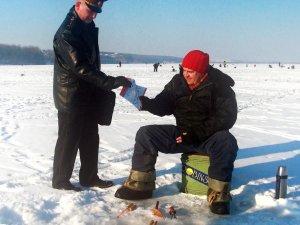 Фото: На Полтавщині шукають чотирьох рибалок, які заблукали на території Кременчуцького водосховища