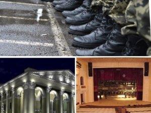 Фото: Полтавський театр став лідером за відвідуваннями бійцями  АТО