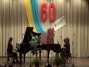 Фото: У Лубенській музшколі відзначали 60-річчя – пишаються випускницею-артисткою з Росії