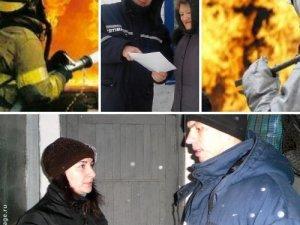 Фото: Полтавські рятувальники провели рейд – розповідали як уникнути пожежі
