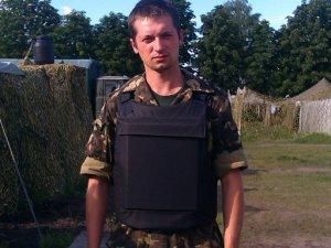 Фото: «Патріот, бо захищаю свою країну» – інтерв'ю із учасником АТО з Полтавщини