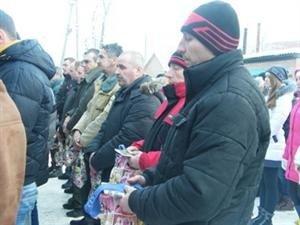 Фото: На Полтавщині перші чоловіки відправились на навчання у рамках четвертої хвилі мобілізації