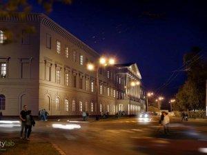 Фото: Полтавські урбаністи покажуть оновлений Кадетський корпус
