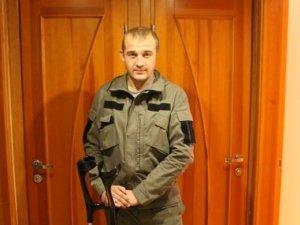 Фото: Пораненому військовому з Полтавщини сказали, що осколки в голові не заважають жити