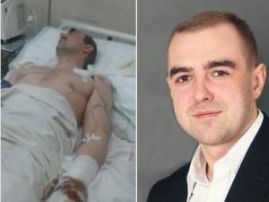 Фото: Тяжко поранений в АТО боєць з Полтавщини терміново потребує допомоги