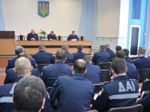 Фото: На Полтавщині  управління  ДАІ отримало нових заступників