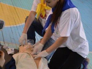 Фото: Марина Порошенко не приїхала на анонсовані змагання серед школярів