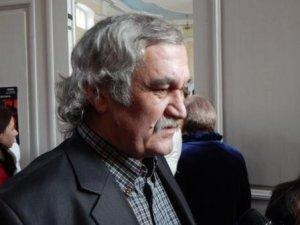 Фото: Культовий український письменник Василь Шкляр презентував у Полтаві «Марусю»