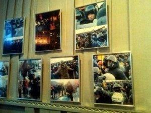 Фото: У Полтаві відкрилася фотовиставка, присвячена Майдану